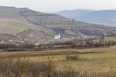 Village de Miraslau Image libre de droits