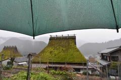 Village de Miyama à Kyoto, Japon Image stock