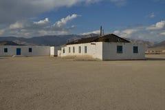 Village de montagne Images libres de droits