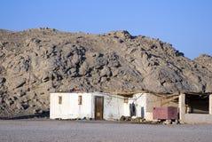 Village de nomade Photo libre de droits