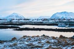 Village de Nordmela Images libres de droits