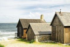 Village de pêche Photo libre de droits