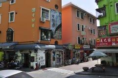 Village de peinture à l'huile de Dafen photographie stock libre de droits