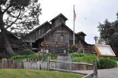 Village de port maritime à San Diego, la Californie images stock