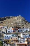 Village de Pothia Images libres de droits