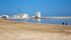 Village de RODI GARGANICO en Puglia Photos libres de droits