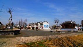 Village de rouge de grenade images libres de droits