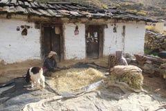 Village de Ruing Photos libres de droits