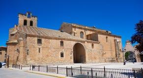 Village de San Clemente à Cuenca Espagne images libres de droits