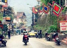 Village de Sapa image stock