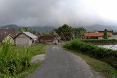 Village de Selat Photographie stock