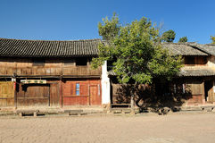 Village de Shaxi en Chine Photo libre de droits