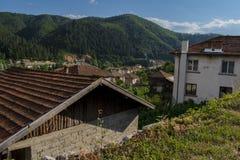 Village de Smilqn Photos libres de droits