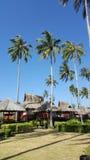 Village de station de vacances, Thaïlande Photographie stock