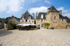 Village de Turenne Photographie stock