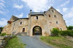 Village de Turenne Photographie stock libre de droits