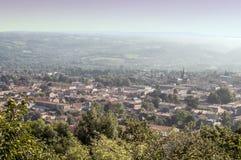 Village des Frances Photos libres de droits