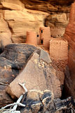 Village dogon Royalty Free Stock Photography