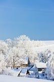 Village of Dolni Hedec Stock Images