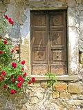 Village Door Stock Image