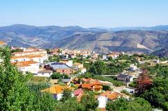Village in Douro Valley Stock Photos