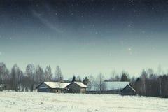 Village du 18ème siècle authentique en Russie Éléments de cette image Photos libres de droits