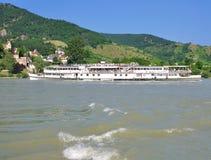 The village of duernstein Royalty Free Stock Photo