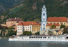 Village of Duernstein Royalty Free Stock Images