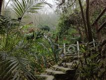 Village Ecopark de Tam-awan photo libre de droits