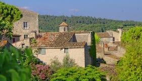 Village en Provence Image stock
