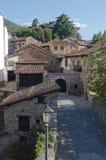 Village espagnol Image libre de droits