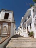 Village espagnol Photographie stock libre de droits
