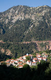 Village of Fidakia Royalty Free Stock Photo