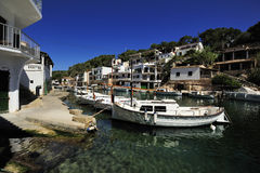 Village Figuera, Majorca, Spain Royalty Free Stock Image