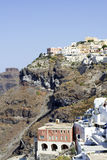 Village of fira Royalty Free Stock Photography