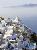 Village of fira Stock Images