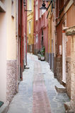 Village fo Manarola, Italy Stock Images