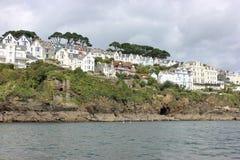 Seaside village of Foy royalty free stock images