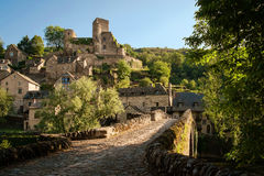 Village in France Stock Image