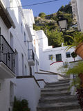 Village of Frigiliana Spain Stock Photos