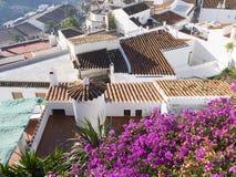 Village of Frigiliana Spain Royalty Free Stock Photos