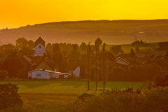 Village in germany Royalty Free Stock Photo