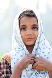Village girl Stock Photography
