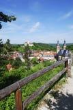 Village Of Goessweinstein Stock Photos