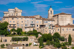 Village of Gordes, Provence, France Royalty Free Stock Photography