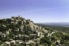 Village of Gordes, Provence, France Stock Photos