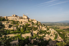 Village of Gordes Royalty Free Stock Photo