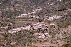 Village in Gran Canaria Stock Photos