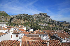 Village of Grazalema Royalty Free Stock Images