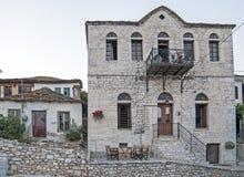 Village grec Photographie stock